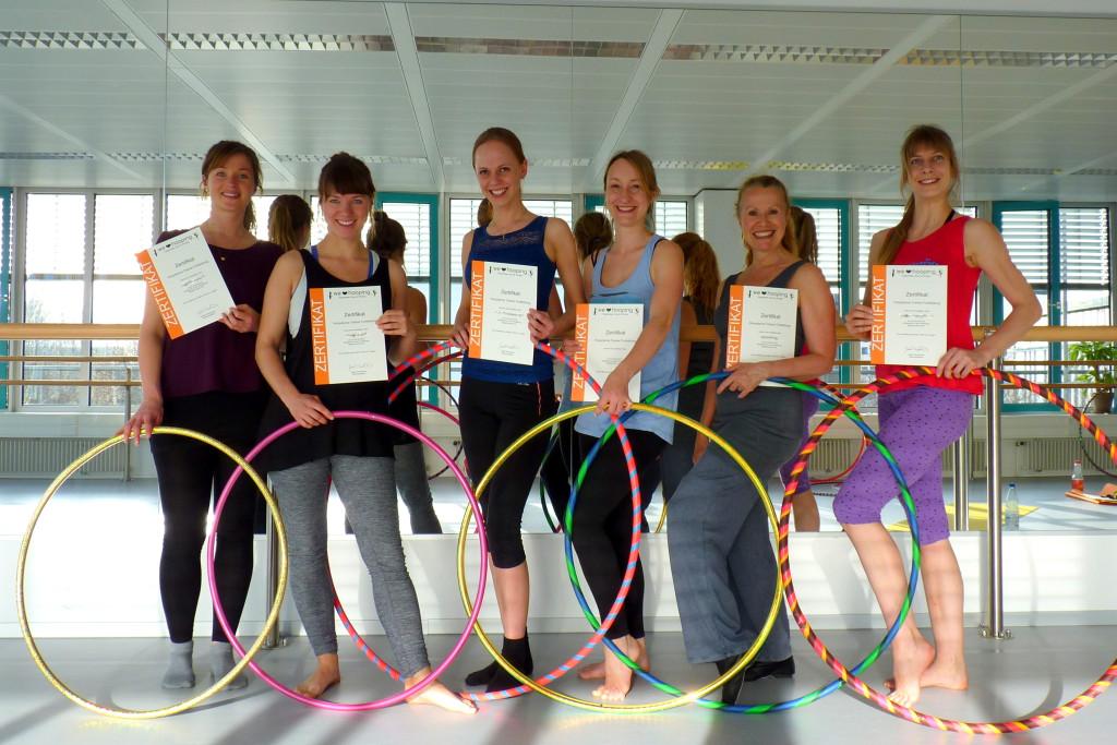 hula hoop trainer fortbildung ausbildung